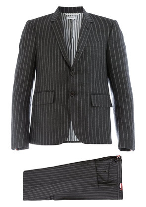 Thom Browne pinstripe suit - Grey