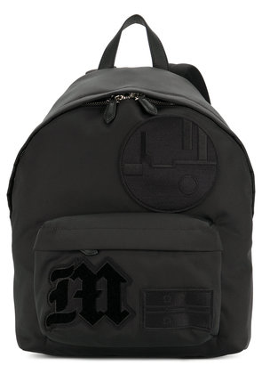 Givenchy patch backpack - Black