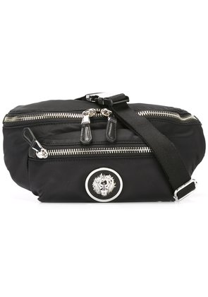 Versus zipped belt bag - Black