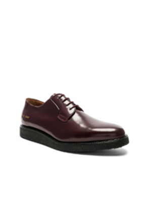 Common Projects Derby Shine in Red