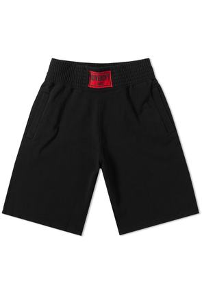 Givenchy Box Logo Bermuda Short Black