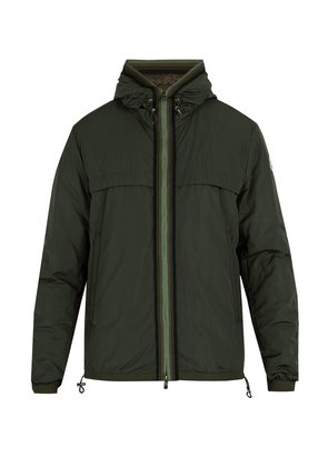 Nash down-quilted jacket