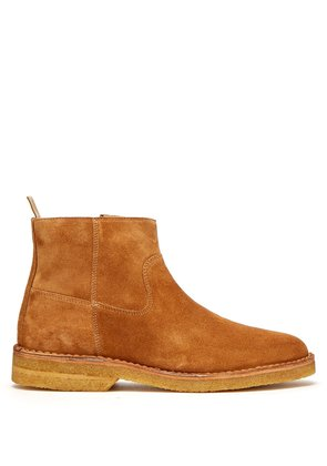 Timothe suede boots