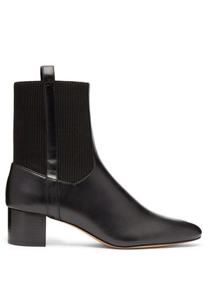 Chantal leather ankle boots