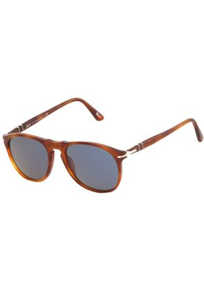 Persol round frame sunglasses - Brown