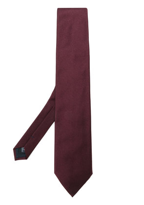 Fashion Clinic Timeless classic tie - Pink & Purple