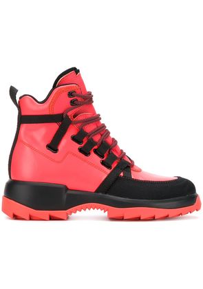 Camper Lab Helix boots - Pink