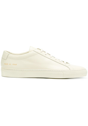 Common Projects Achilles low top sneakers - Nude & Neutrals