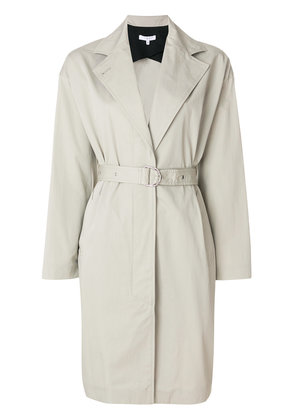 Iro belted trench coat - Nude & Neutrals