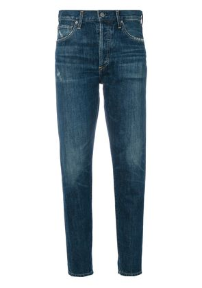 Citizens Of Humanity turned cuff jeans - Blue