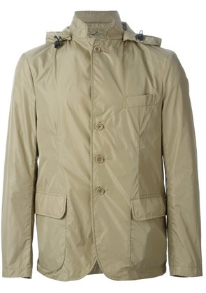 Aspesi 'Leggera' jacket - Green
