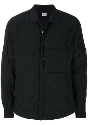 CP Company shell jacket - Black