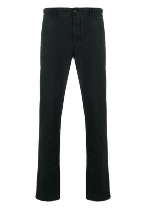 Moncler classic chinos - Black