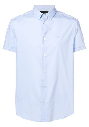 Emporio Armani short sleeve shirt - Blue