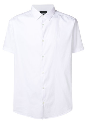 Emporio Armani short sleeve shirt - White
