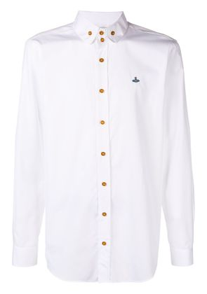 Vivienne Westwood classic collared shirt - White