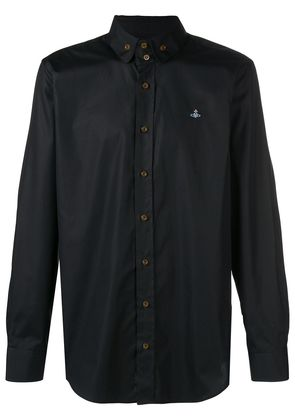 Vivienne Westwood classic collared shirt - Black