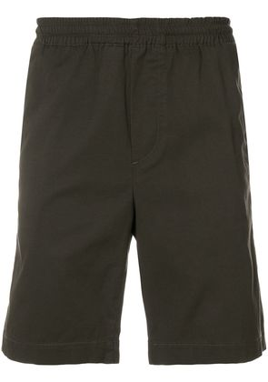 Mauro Grifoni classic fitted shorts - Green