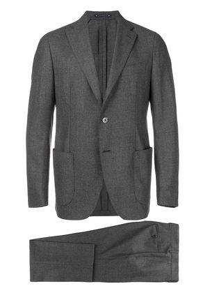 Bagnoli Sartoria Napoli two piece suit - Grey