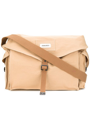 Dsquared2 military holdall - Nude & Neutrals