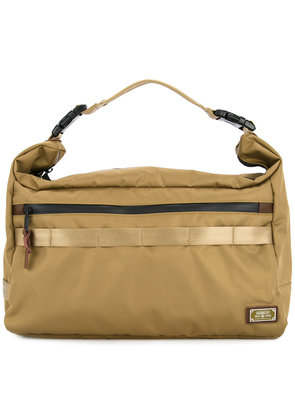 As2ov Cordura shoulder bag - Brown