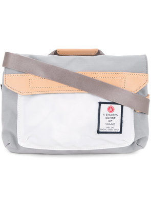 As2ov Hidensity Cordura nylon bag - Grey