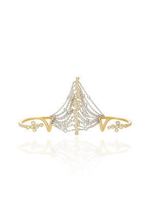 Mike Joseph Amante Double Band Ring