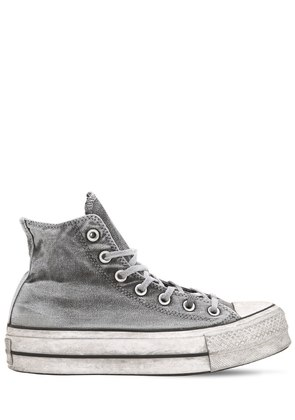 CHUCK TAYLOR HIGH LIFT CANVAS SNEAKERS