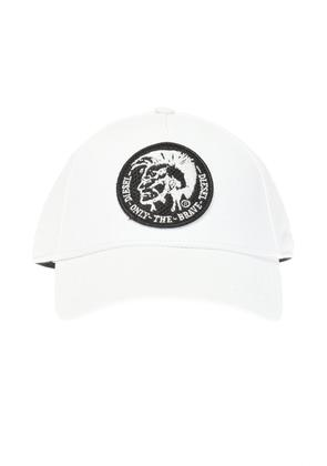Diesel Cap with embroidered logo