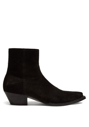 Lukas suede boots
