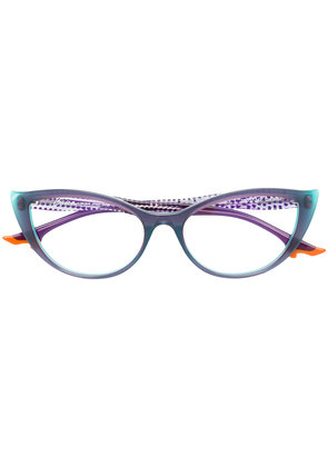 Face À Face cat-eye shaped glasses - Pink