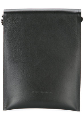 Ed Robert Judson pouch bag - Black
