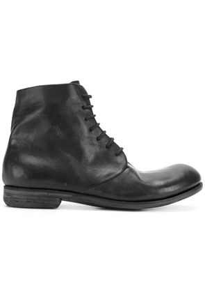 A Diciannoveventitre ankle boots - Black