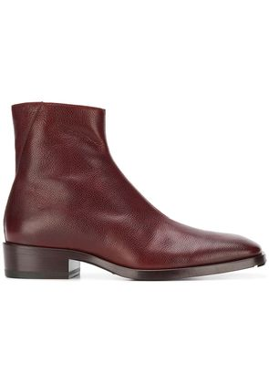 Jimmy Choo Lucas boots - Red