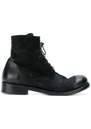 The Last Conspiracy lace-up boots - Black