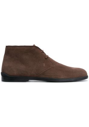 Tod's desert boots - Brown