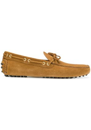 Car Shoe Driver loafers - Brown