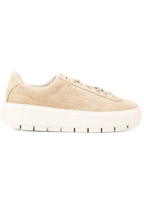 Puma thick sole sneakers - Nude & Neutrals