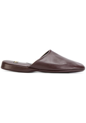 831d79f2684 Church s Air Travel slippers - Red
