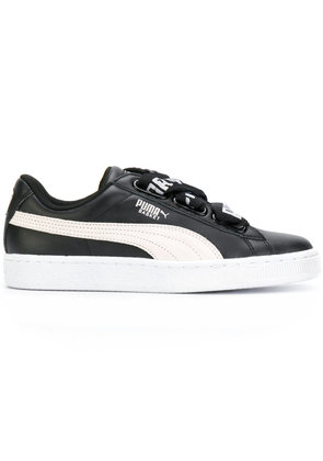 Puma Basket Heart DE sneakers - Black