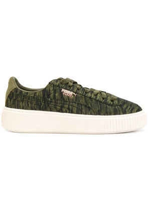 Puma Basket sneakers - Green