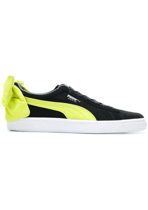 Puma bow back sneakers - Black