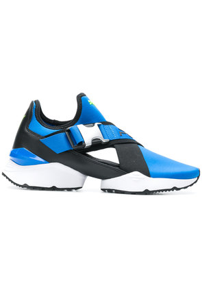 Puma Muse cut-out sneakers - Blue