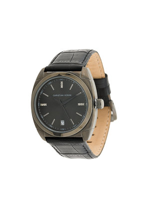 Christian Koban DOM watch - Black