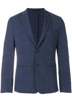 Theory casual style jacket - Blue