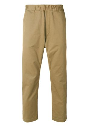 Barena ankle grazer trousers - Brown