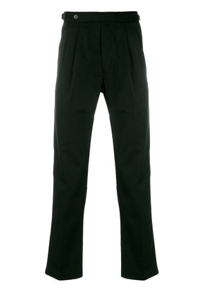 The Gigi cropped trousers - Black