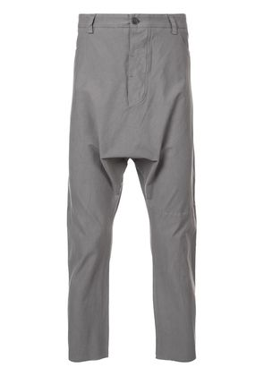 Lost & Found Rooms loose fitted trousers - Grey