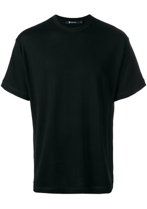 T By Alexander Wang short sleeved jumper - Black