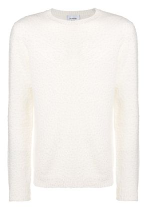 Dondup knitted sweater - White